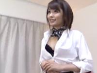 「あっ…だめっ気持ちいぃ」激カワな美少女が膣奥を刺激されまくって絶頂!