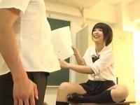 「やだぁ!やだよぉ!」同級生の巨根でマジイキするJKw