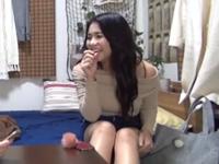 青山でナンパした巨乳素人お姉さんを自宅に連れ込み生ハメ盗撮!