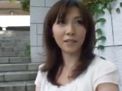 経験人数2人の素人妻が始めての不倫→他人棒の感触にマジイキ!