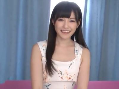 「またイッちゃう!」黒髪美少女・橋本ありながイキ狂う高速ピストンSEX!