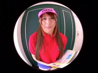 ピザ配達員・希崎ジェシカがピザを忘れる大失態→カラダを明け渡しその場を収拾w