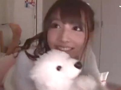 「激しいよぉ」元アイドル三上悠亜と自宅でイチャラブパコ!