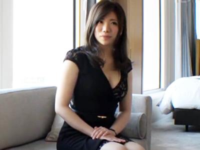 感じている顔が美しい秋田美人のお姉さんとホテルで濃厚パコ