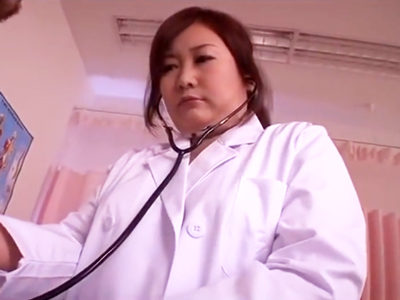 「どういう事ですかッ!?」ムッチリ敏腕女医が欲情した患者達に輪姦される中出しレイプ!