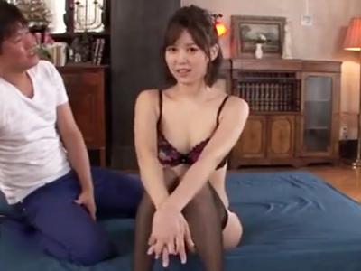 神カワ女優・葵つかさちゃんが性欲開放させる顔射ファック!