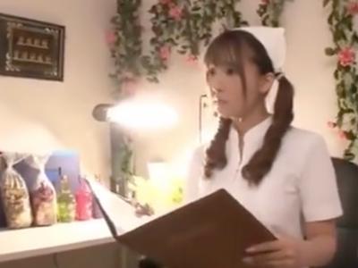 「もっと出しなさいよッ!」エロナース三上悠亜ちゃんの極上テクで昇天!