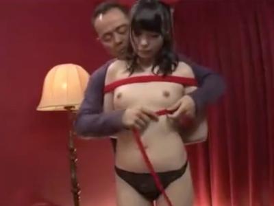 「待ってヤバイ…ッ」凰かなめが束縛プレイに痙攣イキ!