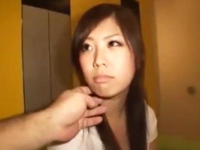 セクシーボディの素人お姉さんをホテルでハメ撮りパコでザー汁ぶっかけ
