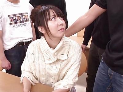「だめっ!ぁ…だめぇっ!」初めての顔射パコで放心状態までピストンされる美少女