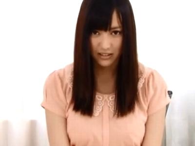 乃木坂にいそうな可愛い美少女が優しい手コキ&フェラで快楽へと導く