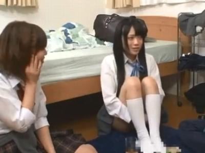 「今日だけだよっ」激カワJKが同級生のおチンポでイキ狂い!