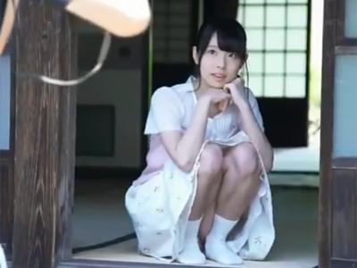 アイドル級のロリ美少女がまさかのAVデビュー作でザーメン大量顔射展開
