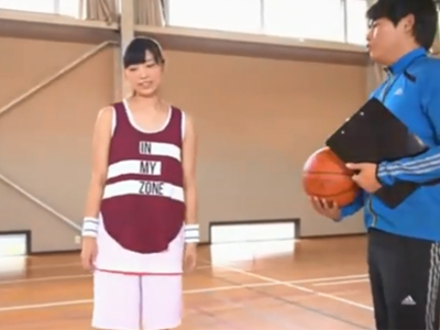 バスケ部所属の美少女JKが変態コーチに指導と称されてパコハメ展開