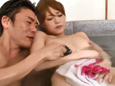 美人女将が混浴サービス→顔射まで許してくれる神旅館発見!