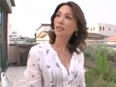 「大っきぃ…」熟女妻がパイズリ&フェラでザーメン搾り取りw