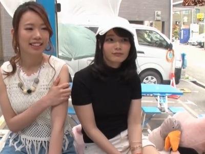 「めっちゃ人おる笑」ノリの良い関西ギャルナンパ!関西弁で喘ぎながらイキ狂い