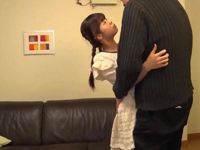 「おはようお父さん♡」ミニマムロリな愛娘を毎日欠かさず調教する鬼畜親父