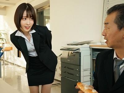 「すいませ~ん♡」ドジっ子新卒は上司を手玉に取り何度も中出しさせる小悪魔OL