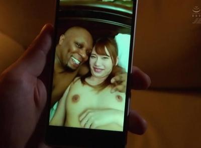 「もう…旦那とはできない」日本大好き!いや日本人妻が大好きな黒人デカチンポに寝取られて…