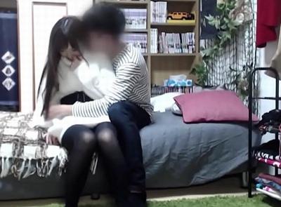 「え~…やっぱダメだよ♡」激カワ素人さんがハメ撮り部屋に連れ込まれてライブ配信からの盗撮パコ