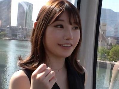 24歳エステティシャンのレンタル彼女とラブラブデート→クールぶってた美女がホテルに入ると豹変w